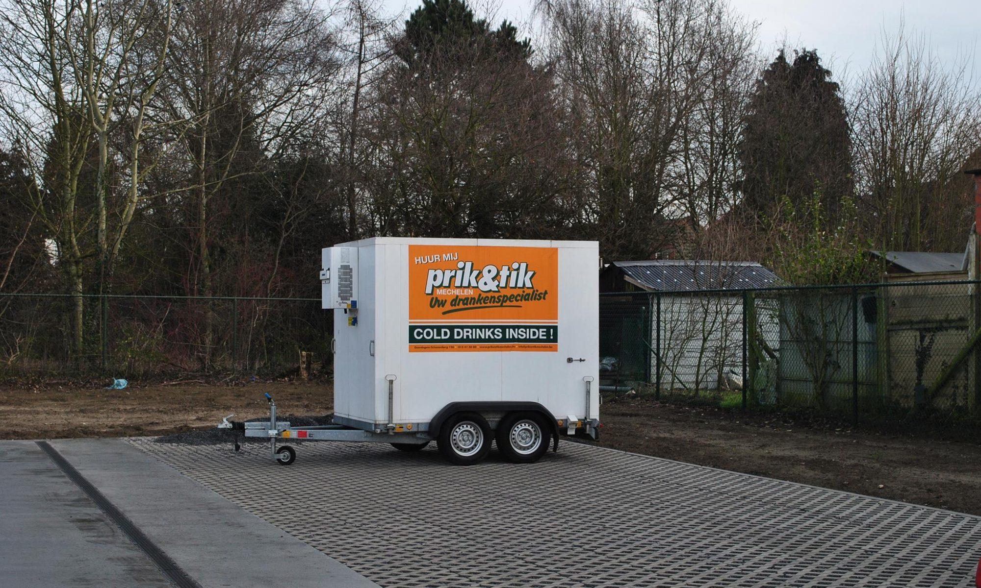 Koelwagen Prik&Tik Mechelen